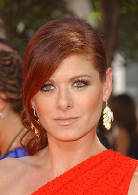 red hair color like celebrity debra messing