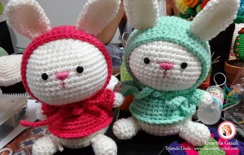 Amigurumis Conejos Paso A Paso : Crochet amigurumis decoración y mucha creatividad tejiendo