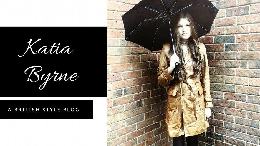 Katia Byrne |  British Style Blogger