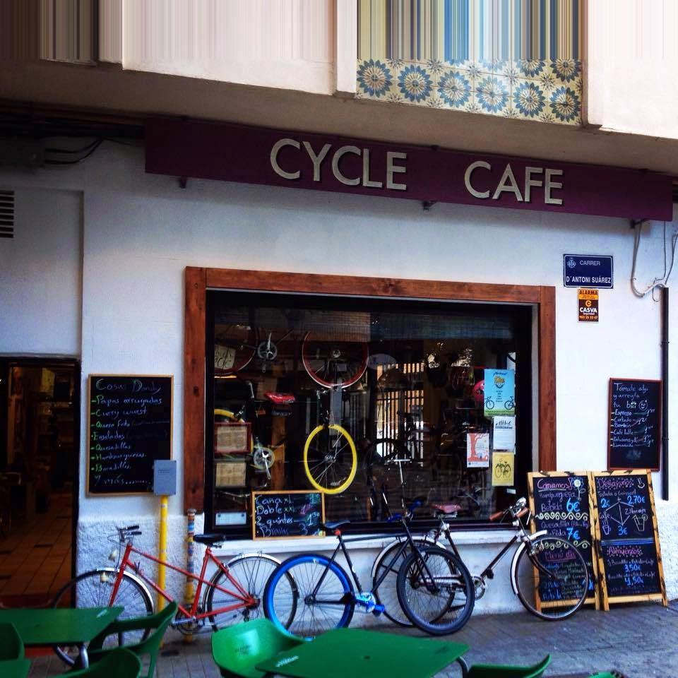 Dandy Horse - Cafeteria para ciclistas urbanos