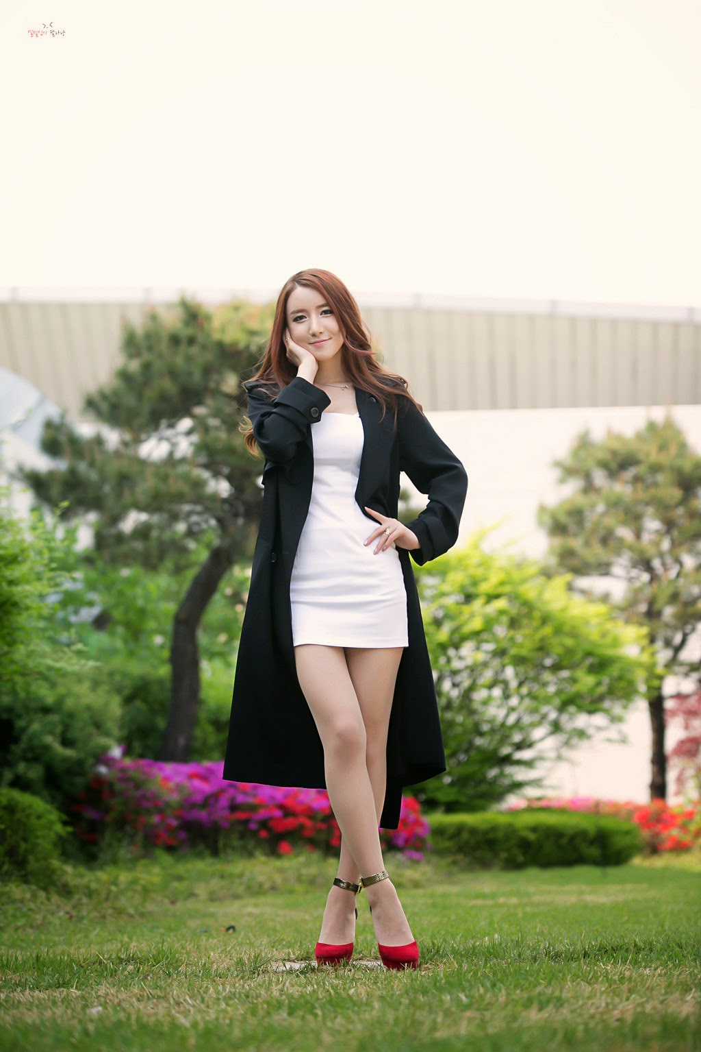 3 Lee Yeon Yoon - P&I 2014 - very cute asian girl-girlcute4u.blogspot.com