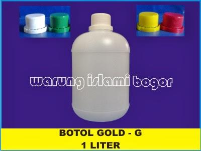 Jual Botol HDPE GENDUT 1 Liter