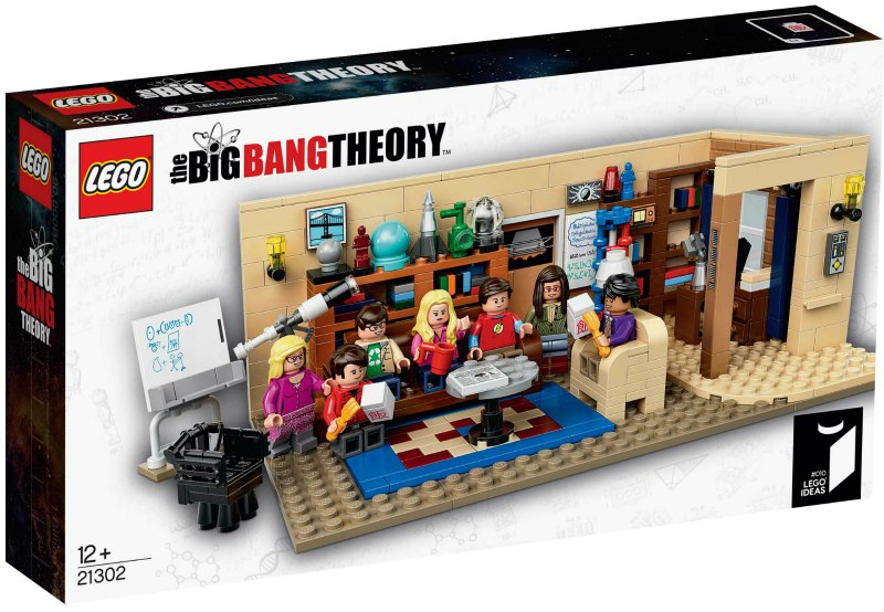 Concurso Big Bang Theory