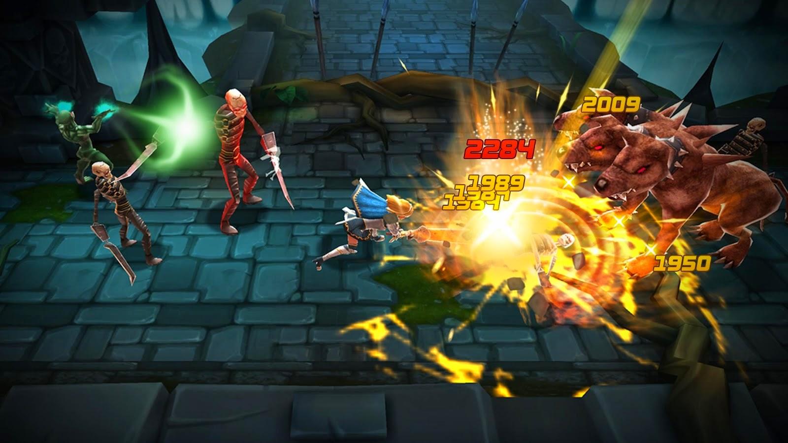 Game RPG Action 3D: Blade Warrior Terbaru 2015 APK Android Gratis ...
