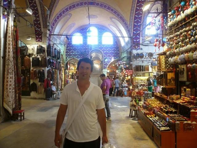 Gran Bazaar en Estambul