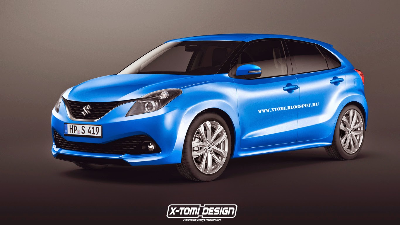 X-Tomi Design: Suzuki Swift