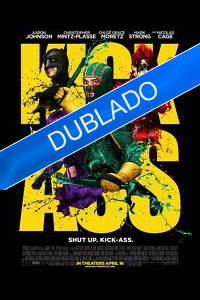 Poster do Filme Kick-Ass 1- Quebrando Tudo