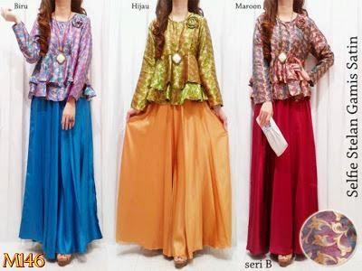 Kumpulan Foto Model Baju Kebaya Sifon Trend Baju Kebaya