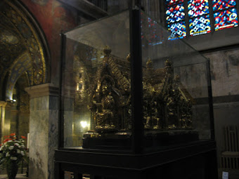 Sarcophagus of Charlemagne