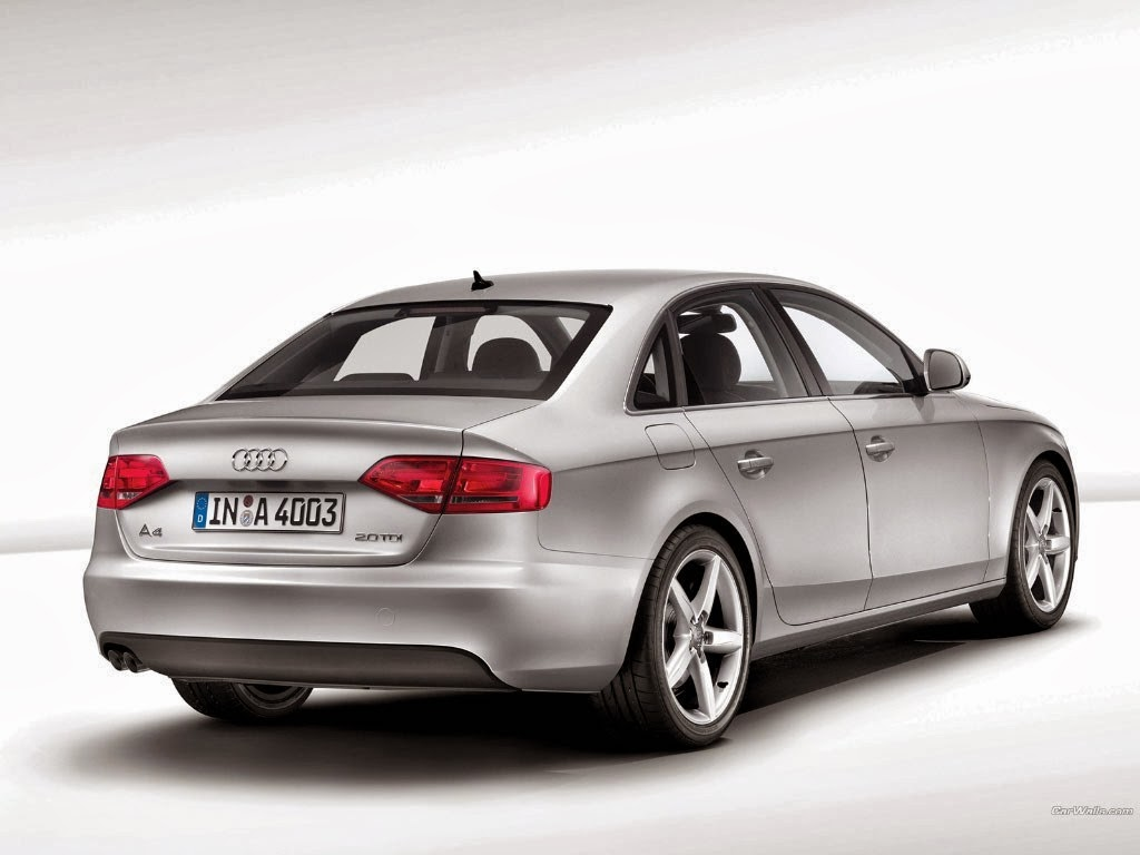 The gallery for --> Audi A4 2015