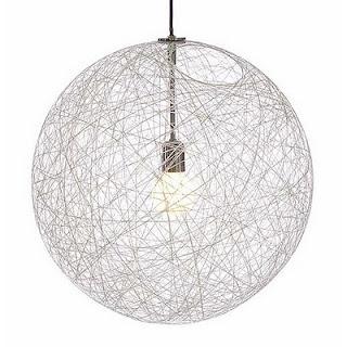 lampara hecha con hilo