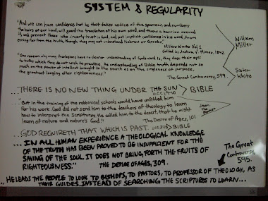 SYSTEM AND REGULARITY