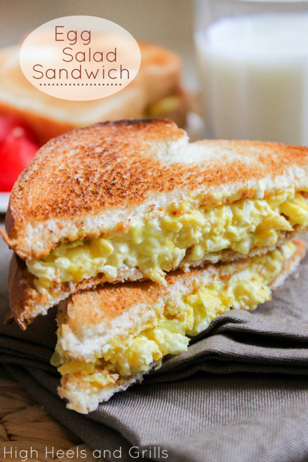 egg salad sandwich makes 2 sandwiches ingredients 2 eggs 2 tbsp ...