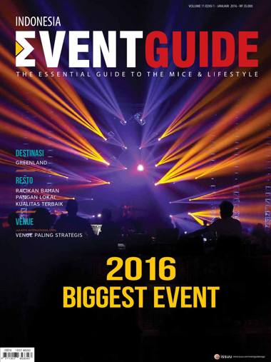 Event Guide Januari 2016