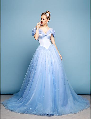 Princess A Line Cinderella Wedding Gowns | BRIDAL AND WEDDING ...