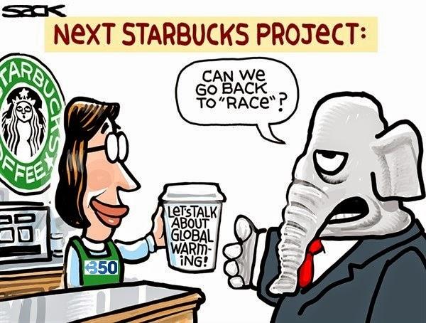 Steve Sack: Starbucks.