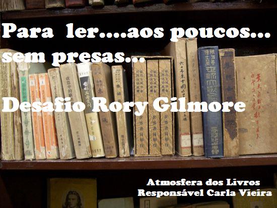 Desafio de Leitura de Rory Gilmore