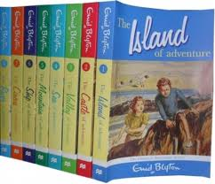 All 7 books of the Adventure Series
