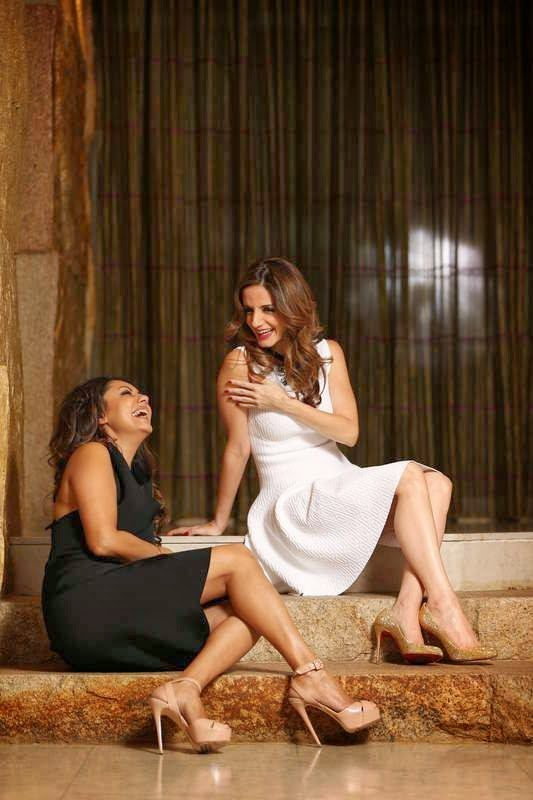Suzzane roshan and Gauri Khan's photo shoot
