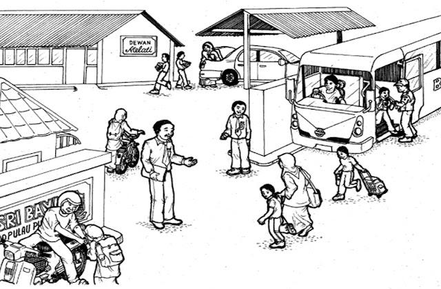 BM UPSR - Selangkah Menuju Kecemerlangan