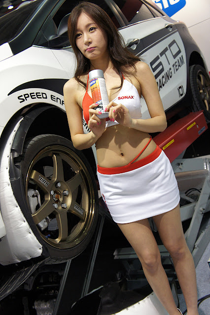 5 Han Ji Eun - Automotive Week 2012-very cute asian girl-girlcute4u.blogspot.com