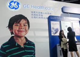 GE is moving to Beijing