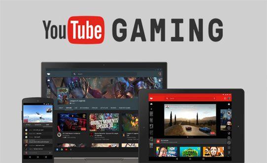 خدمة بثّ الألعاب من خلال اليوتيوب قادمة إلى أجهزة الأندرويد