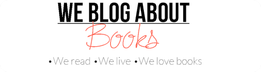 We Blog About Books