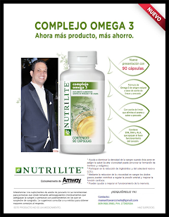 Adquiere tu Omega 3 llamndonos al 809-988-3980