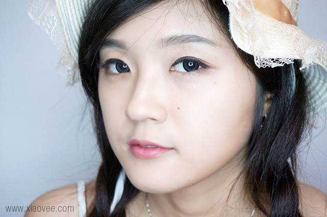 Girl's Generation SNSD Yuri, Yuri Party Makeup Tutorial, Yuri SNSD Party Makeup Tutorial, SNSD Party Make Up Tutorial