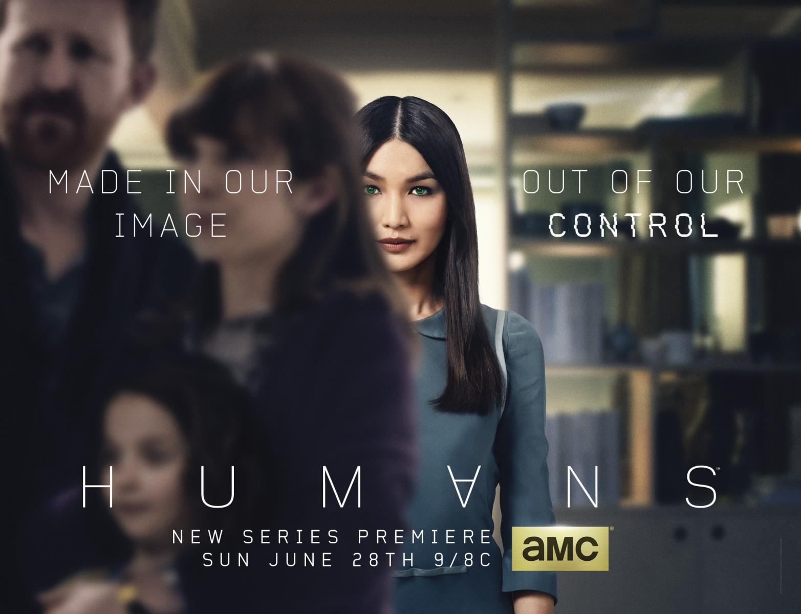 Capitulos de: Humans