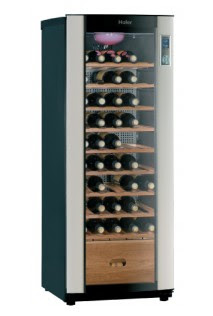 Haier Wine Chiller JC-160GD, air cond malaysia, air conditioner