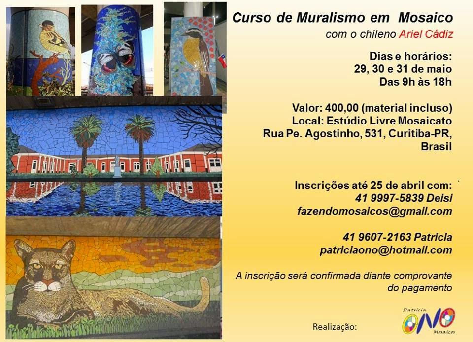 Workshop de Muralismo/Curitiba