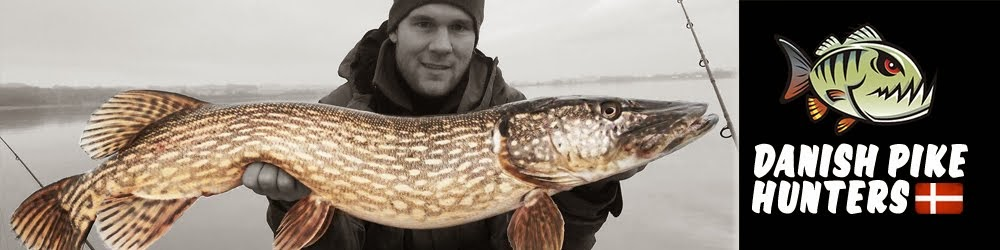 Danish Pike Hunters - En blog om geddefiskeri