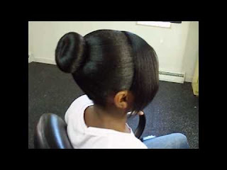 Natural Black Hairstyle Ideas