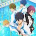 FREE!: Novo anime da Kyoto Animation!
