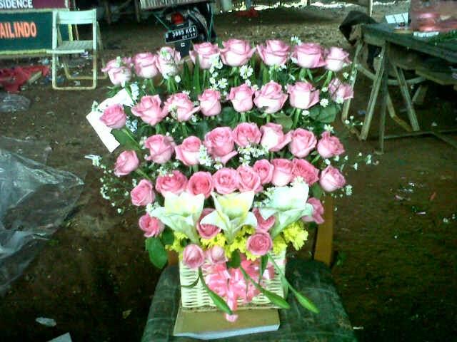 Toko Bunga Cikarang - Bunga Meja