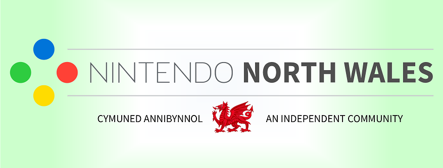 Nintendo North Wales' Official Blog