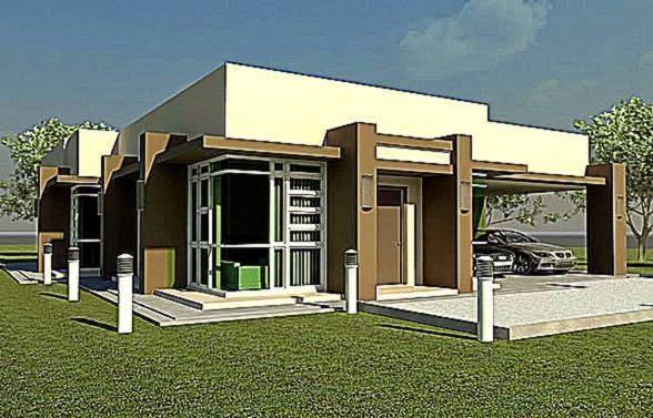 eksterior rumah minimalisDesain Rumah Minimalis