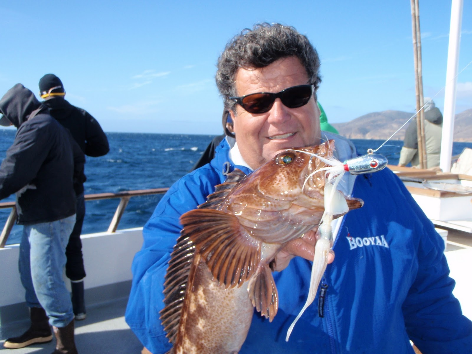 Dan 39 S Journal Ranger 85 Fishing Report Channel Islands