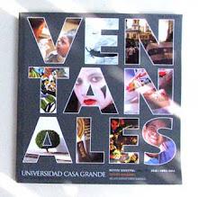 Revista Ventanales Universidad Casa Grande