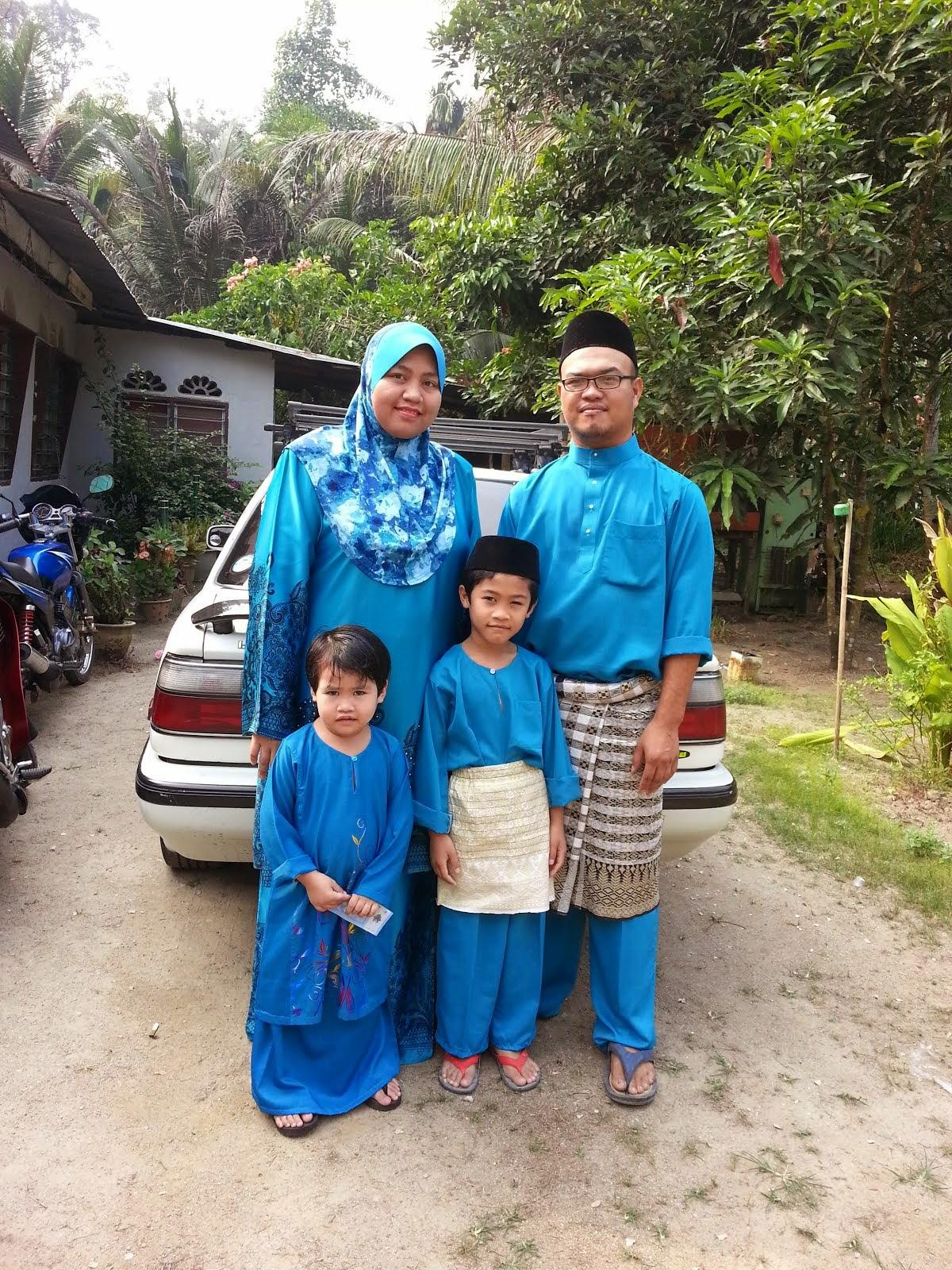 Raya Tahun 2014~Perak