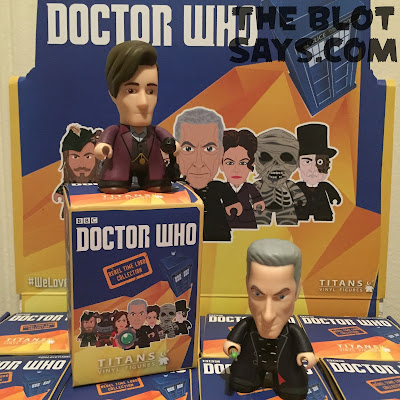 "Doctor Who Titans ""The Rebel Time Lord"" Collection by Matt Jones and Titans Entertainment"