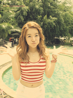 SNSD Sunny All About Girls Generation Paradise in Phuket