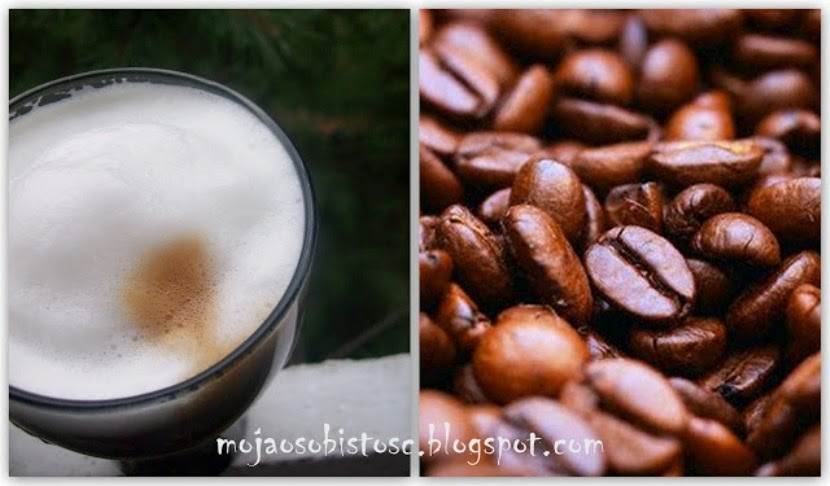 przepis na kawe latte