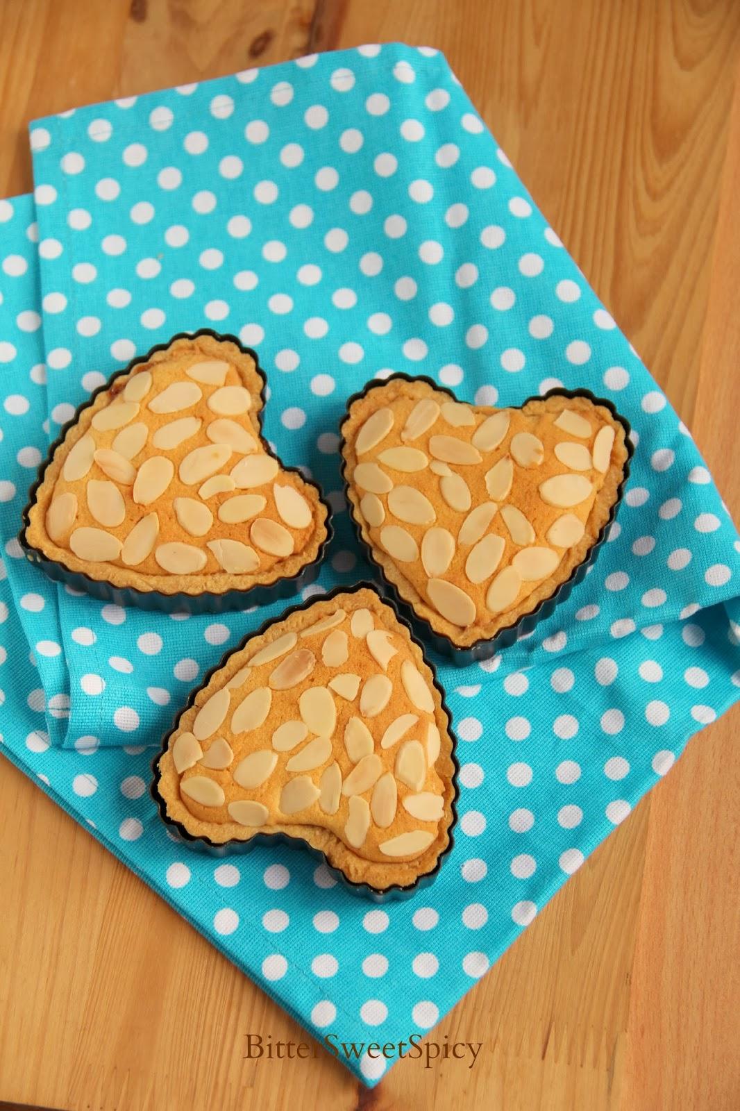 BitterSweetSpicy: Italian Almond Tart