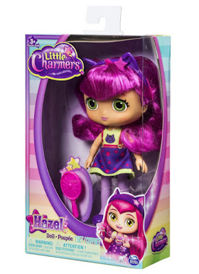 TOYS : JUGUETES - Little Charmers - Haze | Muñeca - Doll  Producto Oficial 2015 | Spin Master | A partir de 3 años  Comprar en Amazon