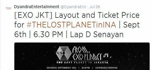 Last Fangirl | fangirl will always long last: [EXO 1st ...