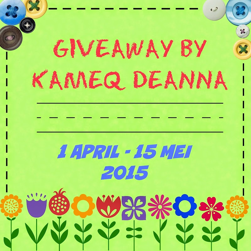 Giveaway By Kameq Deanna