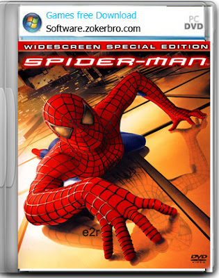 Spiderman 1 PC Games Full Version